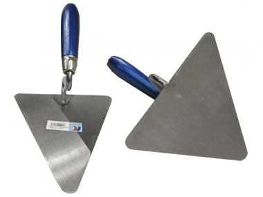 KAUFMANN kielnia trójkątna stalowa 220mm - 43.079.02