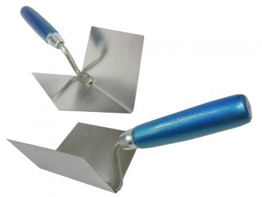 KAUFMANN kielnia kątowa 110 x 75 x 75 mm wewnętrzna - 42.064.02