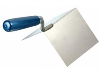 KAUFMANN kielnia kątowa z gumową rączką 80 x 60 x 60 mm zewnętrzna - 42.564.03