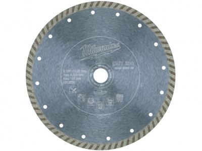 MILWAUKEE tarcza diamentowa beton 230mm
