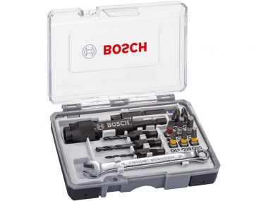BOSCH Drill Drive zestaw adapter wiertła bity x20