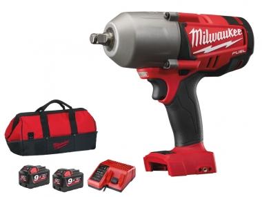 MILWAUKEE M18 CHIWF12 klucz udarowy 950Nm 2x9,0Ah