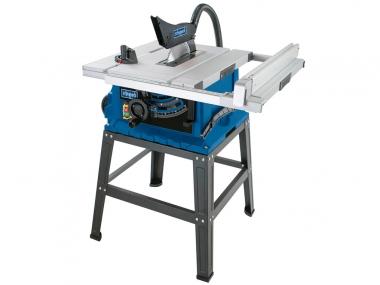 SCHEPPACH HS105 pilarka stołowa piła 255mm