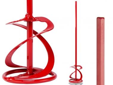 RUBI mieszadło spiralne TYP M mocowanie/pod uchwyt