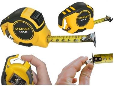 STANLEY Max 36-118 miara taśma zwijana 8m 25mm