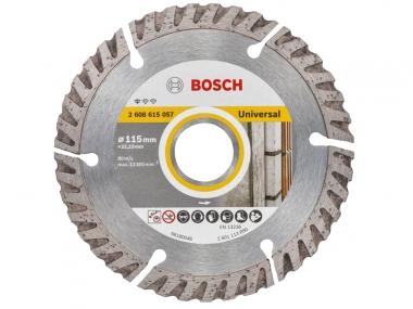 BOSCH Standard tarcza diamentowa beton 115mm