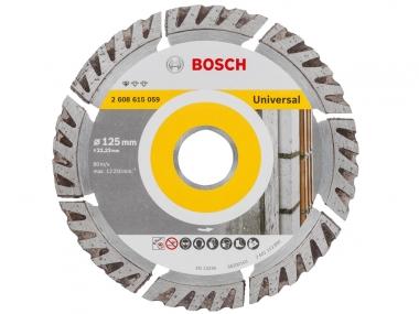 BOSCH Standard tarcza diamentowa beton 125mm