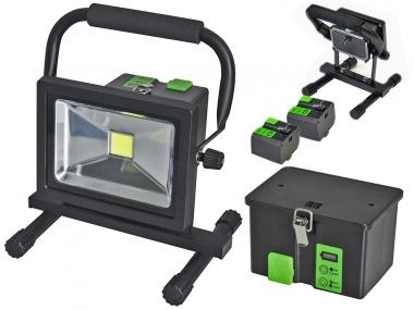 HAUPA HUPlight20 130332/A lampa reflektor led 2x aku