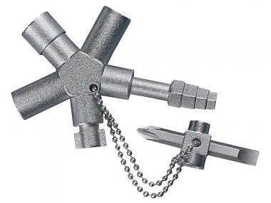 HAUPA 110692 klucz do szafki rozdzielczej