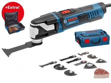 BOSCH GOP 55-36 SET narzędzie wielofunkcyjne 550W + narzędzia ręczne Gedore