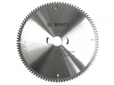 BOSCH tarcza piła do aluminium 96z 30 / 254mm
