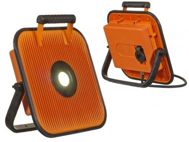 GRUNDA PRO 5500 lampa/głośnik LED Bluetooth 2w1