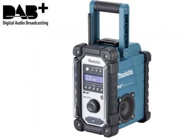 MAKITA DMR110 radio budowlane bez aku DAB/DAB+