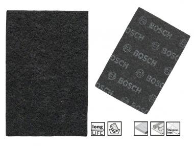 BOSCH włóknina szlifierska średnia pad/152x229mm