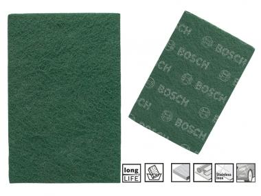 BOSCH włóknina szlifierska drobna pad/152x229mm