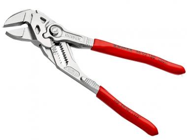 KNIPEX 8603180 klucz szczypce płaskie nastawne  2w1 180mm
