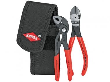 KNIPEX 002072V02 zestaw klucz i szczypce w etui