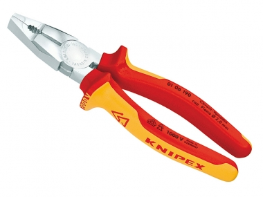 KNIPEX 0106190 szczypce kombinerki VDE 190mm