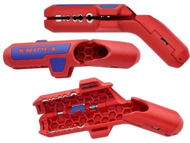 KNIPEX ErgoStrip 169501 nóż ściągacz do izolacji  8-13mm