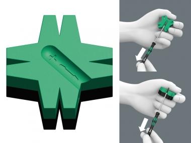WERA 05073403001 magnetyzer demagnetyzer