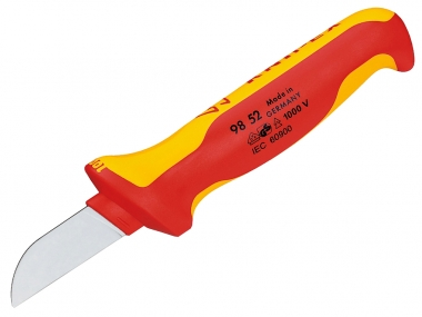 KNIPEX 9852 nóż do kabli dla elektryka VDE 190mm