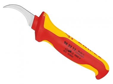 KNIPEX 985313 nóż do kabli dla elektryków VDE