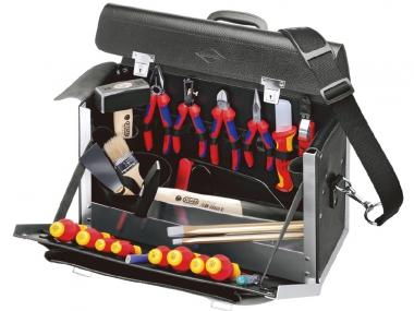 KNIPEX 002102 SL walizka elektryka z narzędziami 24szt