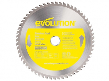 EVOLUTION EVO-230-60-SN tarcza piła do stali INOX