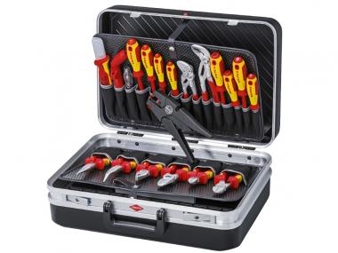 KNIPEX 002120 walizka z narzędziami 20szt dla elektryków VDE