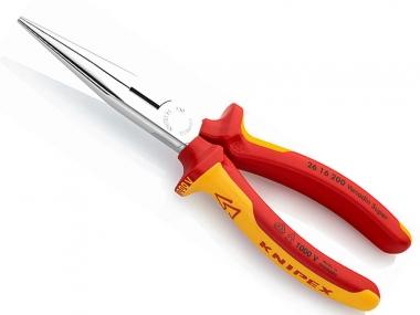 KNIPEX 2616200 szczypce cęgi VDE  wydłużone 200mm