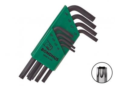 BONDHUS 31734 klucze imbusowe TORX