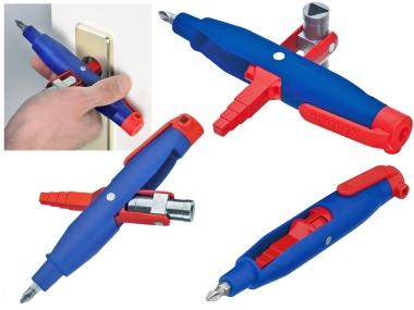 KNIPEX 001108  klucz do szafek rozdzielczych