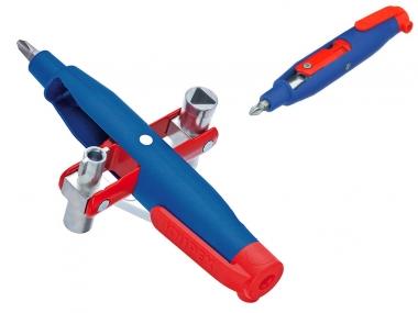 KNIPEX 001107  klucz do szafek rozdzielczych