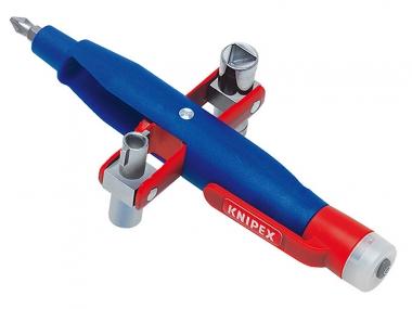 KNIPEX 001117  klucz do szafek rozdzielczych
