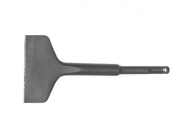 ABRABORO dłuto płaskie łopatka SDS Plus 75/165mm