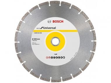 BOSCH tarcza diamentowa 300mm ECO UNIVERSAL