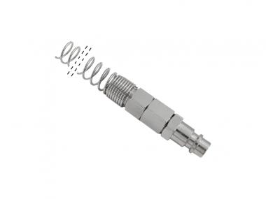 ADLER Złącze na przewód ze sprężyną