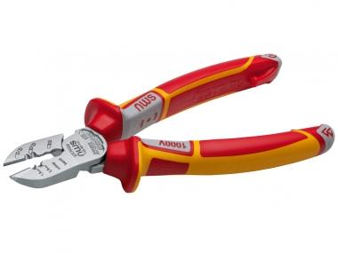 NWS 190 VDE szczypce obcinaczki boczne do kabli