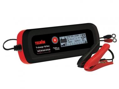 TELWIN T-CHARGE 12 EVO prostownik elektroniczny