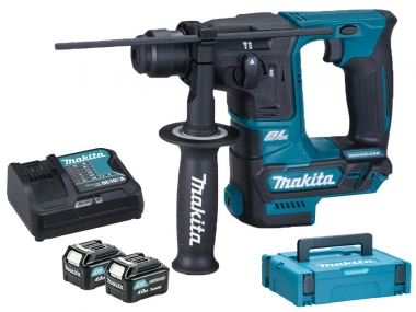 MAKITA HR166DSMJ młotowiertarka SDS-PLUS 10,8V