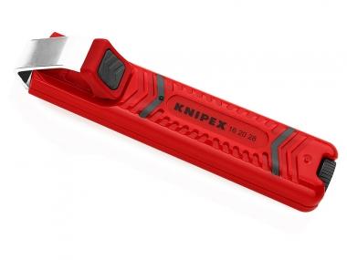 KNIPEX 162028 nóż ściągacz do izolacji okrągły 8-28mm