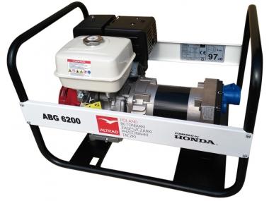 ALTRAD ABG6200 agregat prądotwórczy 6,2kW 230V