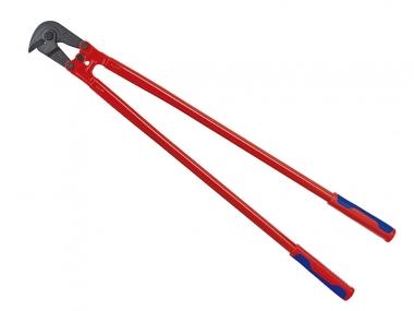 KNIPEX 7182950 nożyce do prętów rękojeść rurowa 950mm 90st