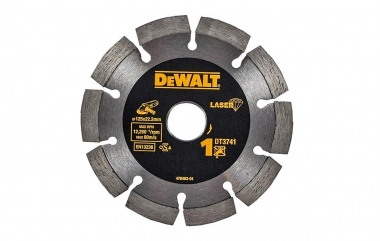 DeWALT LASER tarcza diament beton 125mm