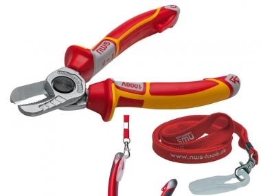 NWS 160 S VDE nożyce do kabli