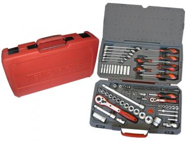 TENGTOOLS TM095 zestaw 95 narzędzi 1/4 i 1/2