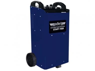 ADLER START 1025 prostownik z rozruchem 400V