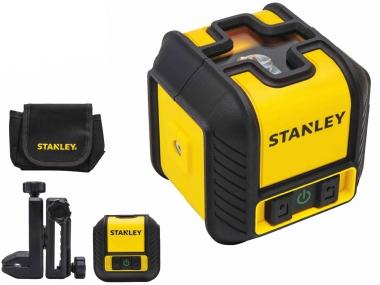 STANLEY CUBIX laser krzyżowy ZIELONY