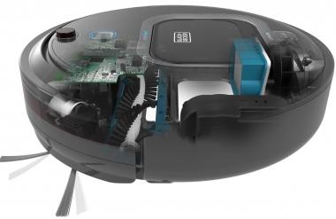 BLACK&DECKER RVA425B odkurzacz automatyczny robot sprzątający