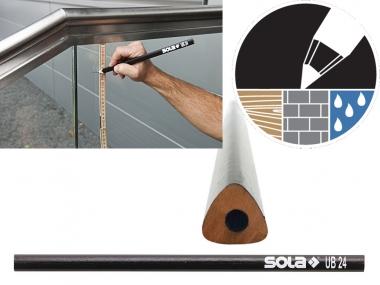 SOLA UB24 ołówek uniwersalny do ceramiki